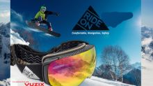 Vuzix Commences Volume Production for Ride-On's Smart Ski Goggles Program