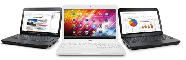 GoNote 10-inch hybrid netbook / tablet bringing Ice Cream Sandwich to UK classrooms next month