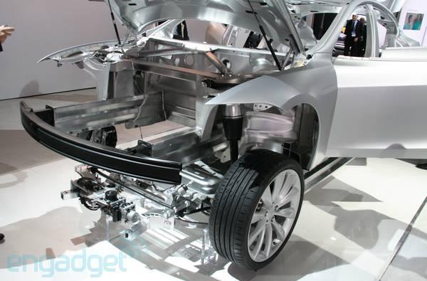 Tesla Model X SUV to launch in December, will be gliding quietly down the highway by 2014