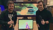 Transmissão da Conmebol TV no estúdio do Masterchef vira piada: 'Ao menos jantaram?'
