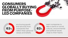 Majority of Consumers Buying From Companies That Take A Stand on Issues They Care About and Ditching Those That Don't, Accenture Study Finds