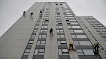 London apartment tower fire triggers emergency inspections, evacuations