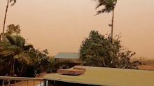 Western Australia hit by 'once-in-a-decade' storm