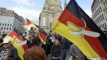 Vier Jahre Pegida: Ein Festival des Hasses in Dresden