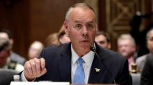 Environmentalists slam Interior chief Zinke over Yellowstone chief's ouster