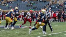 RAPID REVIEW: Notre Dame 12, Louisville 7