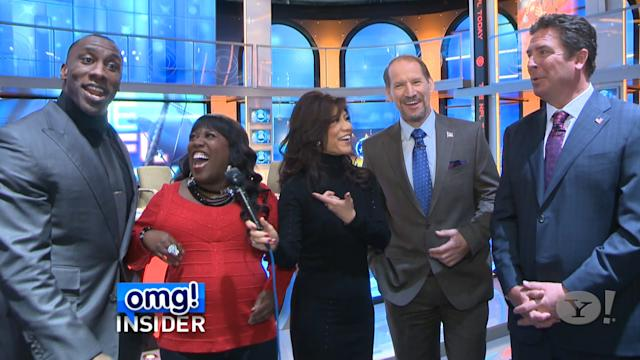 'The Talk's' Julie Chen & Aisha Tyler Take on the NFL