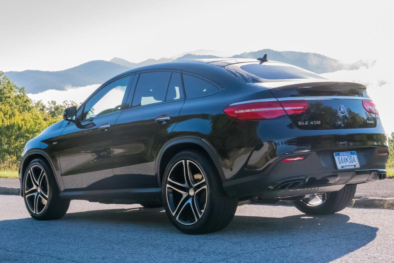 2016 Mercedes Benz Gle450 Amg Sport Coupe First Drive