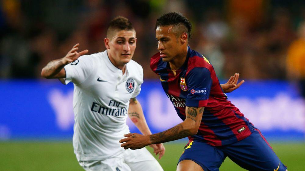 PSG, l'agent de Verratti dément une rencontre avec le Barça