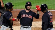 Civale goes distance, Indians beat Bucs 6-1 for 5th straight