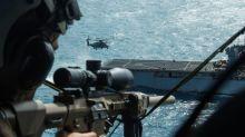 Voici comment les meilleurs snipers des Etats-Unis parviennent à viser juste depuis un hélicoptère