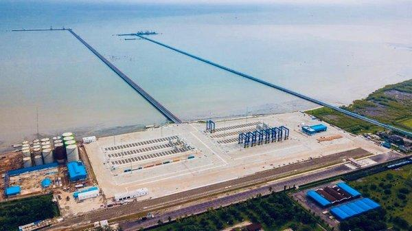 Kuala Tanjung strengthen its position in Malacca Strait through cooperation with Europe and Asia's biggest Ports