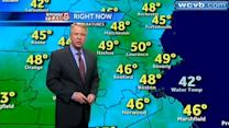 Mike Wankum's Thursday Boston area forecast