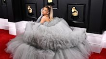 Lizzo, Ariana Grande and more stars step out in style at the Grammys