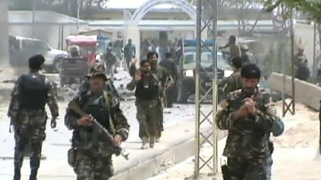 American Diplomat Killed in One of Two Deadly Afghanistan Attacks