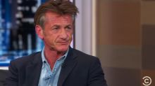 Sean Penn says Levi's and the Beatles brought down the Berlin Wall
