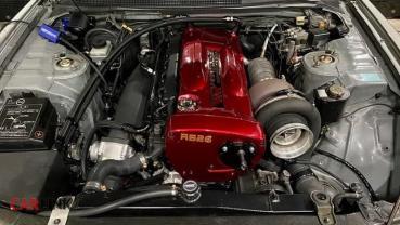 「3000hp+」預備備!Nissan RB26DETT超大心「3.6L擴缸套件」誕生
