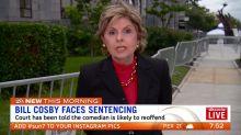 Gloria Allred awaiting Bill Cosby sentencing