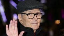 Tributes paid to 'iconic' film composer Ennio Morricone