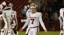 AP Top 25: Oklahoma, UCF out; BYU up; Iowa State back in