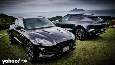 【新車圖輯】以英倫優雅超越品牌格局!2021超跑級休旅Aston Martin DBX正式抵台!