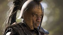Troy's David Gyasi defends being cast as Achilles