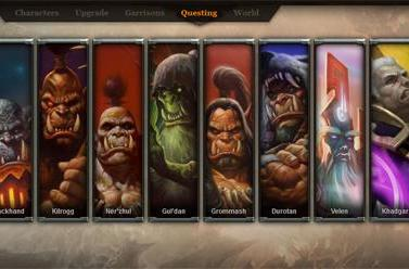 Who we will and won't see in Warlords of Draenor
