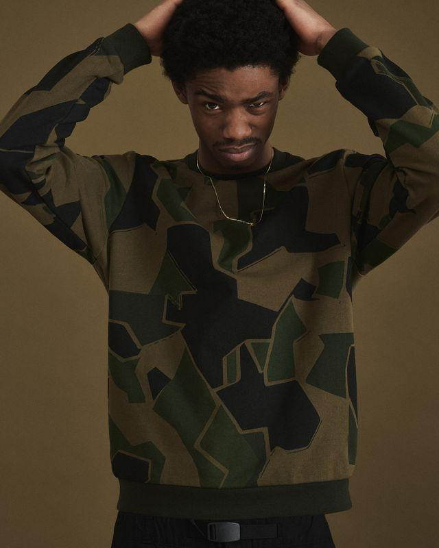 77254d6b Fred Perry and Arktis join forces on a camouflage collaboration