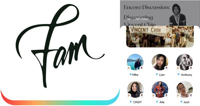 news.yahoo.com: Asian American Founders Launch FAM App to Take on Clubhouse
