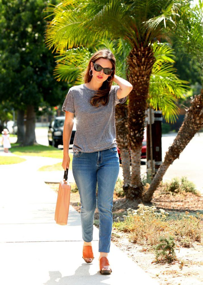 Rachel Bilson Old Navy Jeans
