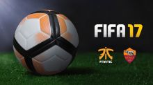 Fnatic partners with football club AS Roma for its FIFA team