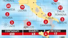 Il bilancio del coronavirus è di 17 morti e 45 guariti. Isolato il ceppo italiano