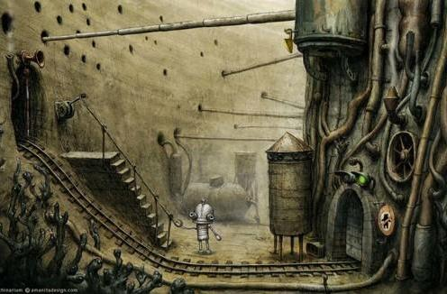 Machinarium arrives on PS3 in September