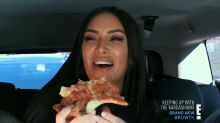 Kim Kardashian finds solution to overeating on Instagram