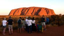 Aboriginal group blocks access to Australia's Uluru over virus fears