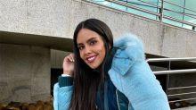 El 'eyeliner' infinito de Cristina Pedroche 'Cleopatra' con el que presume de una mirada extrema