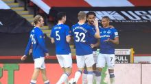 Richarlison goal gives Everton win over Sheffield United