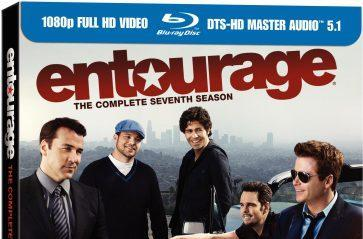 Entourage: The Complete Seventh Season Blu-ray set arrives July 12th