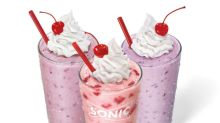 SONIC's New Real Fruit Berry Shakes Are the Real Deal