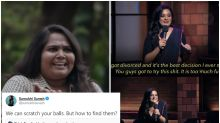 Sumukhi Suresh Has the Perfect Response for Sexist Troll Who Said Women Can't Do Comedy