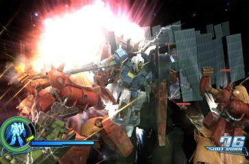 Fusing the world of Gundam and Dynasty Warriors
