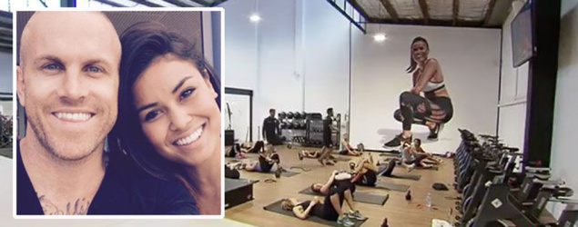 Husband of woman killed by car builds her dream gym