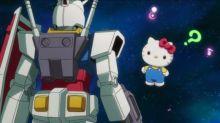【有片】阿寶又來了 《Gundam vs Hello Kitty》第2話預告