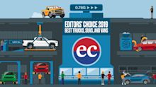 2019 Editors' Choice Awards: The Best Trucks, SUVs, and Vans