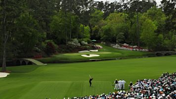 The fear and joy of playing Augusta National