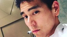 "Eddie Peng prepares body and mind for ""Emergency Rescue"""