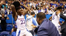 'An embarrassment': College basketball game ends in shocking brawl