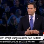 Sen. Marco Rubio Booed At School Shooting Town Hall As He Refuses To Reject NRA Funds