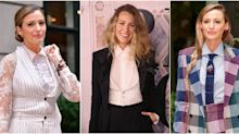 Blake Lively Has Finally Explained Why She's Been Wearing All Those Suits