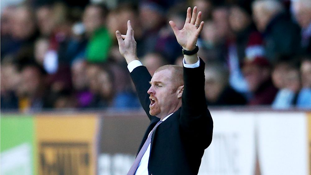 'Two poor goals' - Dyche disappointed to suffer Man Utd defeat